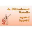 Dr. Hildenbrand Katalin ügyvéd