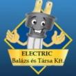 Electric Balázs és Társa Kft.