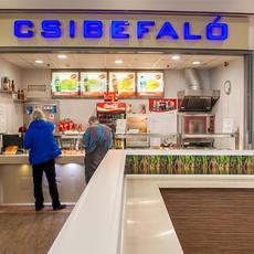 Csibefaló - Auchan Soroksár