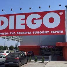 Diego - Soroksár