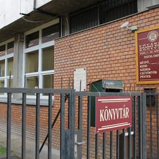 FSzEK - Grassalkovich úti Könyvtár (Fotó: ittlakunk.hu)