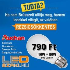 LedSzaki.hu - Auchan Soroksár