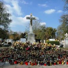 Pestszenterzsébeti temető (Forrás: pesterzsebet.hu)