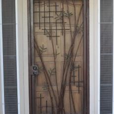 Rácsexpressz: ajtórács