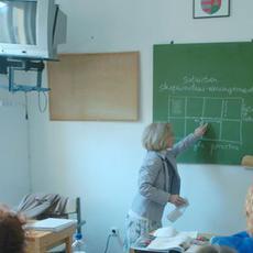 Angol Délpest Tudáskamra: Életem a tanítás