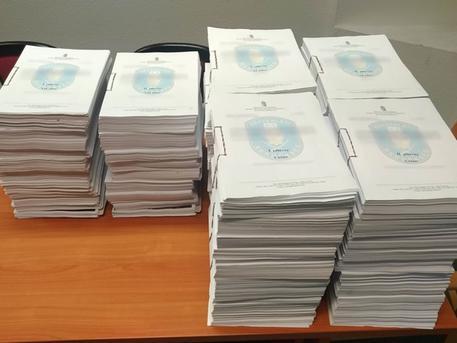 Húszezer oldalnyi ügyirat keletkezett (forrás: police.hu)