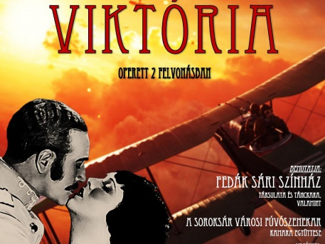 Viktória - operett