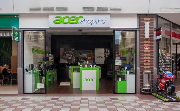 Acer Shop - Auchan Soroksár df821b8e64