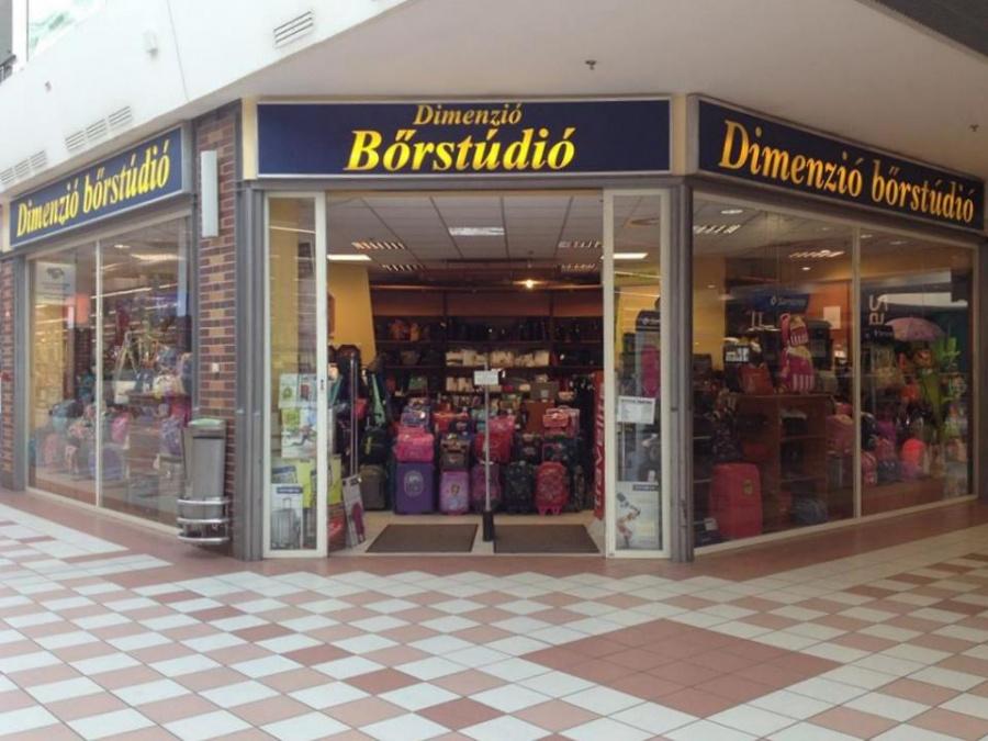 Dimenzió Bőrstúdió - Auchan Soroksár 477c56f82f