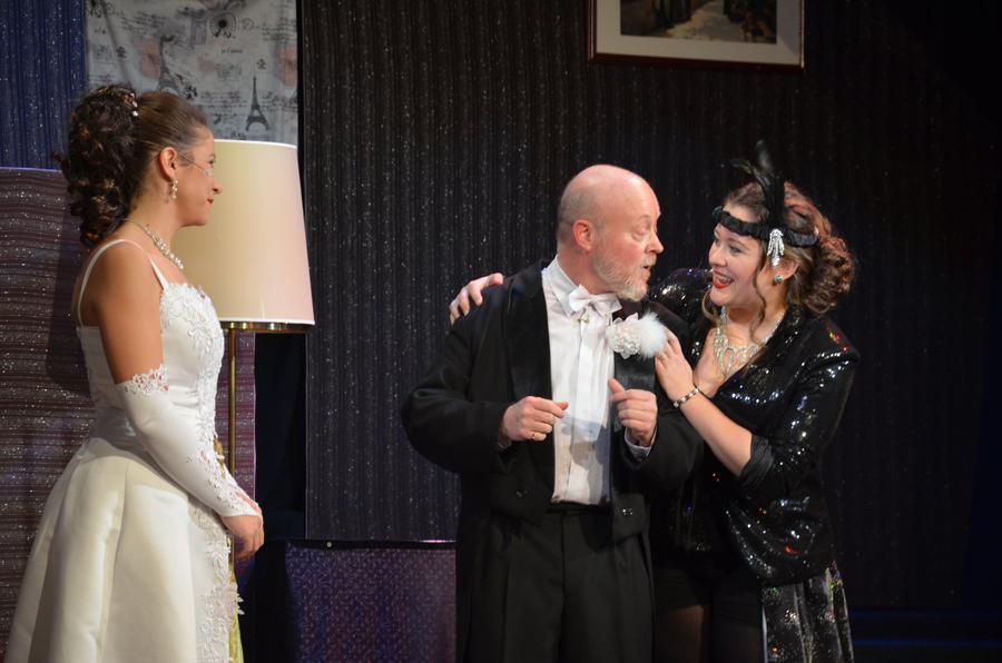Lehár Ferenc: Luxemburg grófja - operett