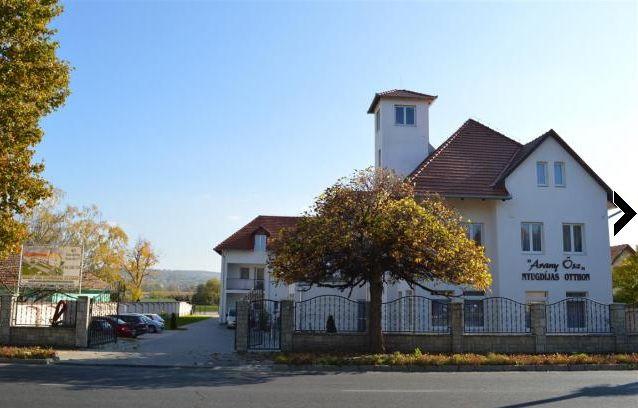 A balatonföldvári Arany Ősz Nyugdíjasotthon
