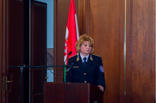 Makádi Katalin c. r. ezredes