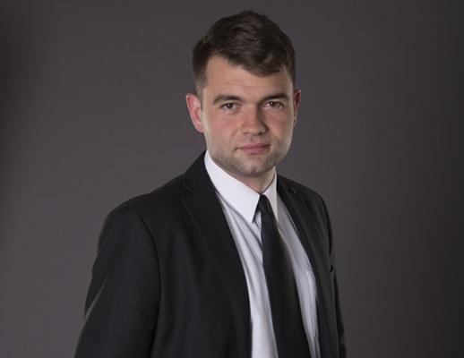 Bereczki Miklós, a Jobbik Magyarországért Mozgalom jelöltje