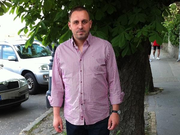 dr. Kolosi István, az Itthon Vagyunk Egyesület képviselőjelöltje