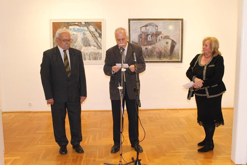 Pánti Imre, dr. Feledy Péter és Sasvári Ilona (fotó: ittlakunk.hu)