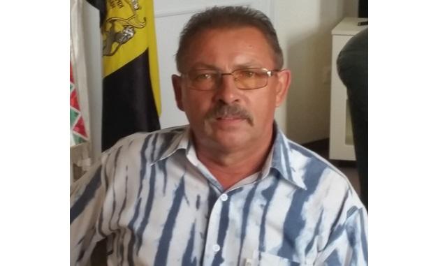 Ullmann Mihály, a Soroksári Civil Szervezetek és Személyek jelöltje